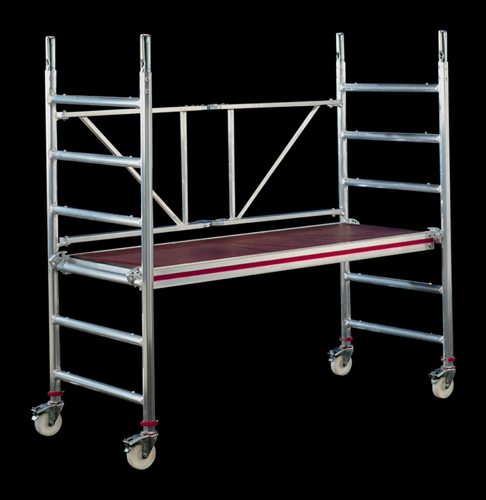 hymer base d 39 chafaudage. Black Bedroom Furniture Sets. Home Design Ideas
